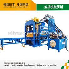 automatic solid and paver brick making machine qt4-15 dongyue machinery group