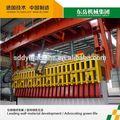 Automático completo de piedra de corte de la máquina/bloque aac línea de producción/hormigón celular autoclavado planta dongyue machinery group