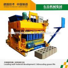 fly coal ash brick making machine qtm6-25 dongyue machinery group