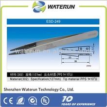 ESD antistatic soldering tweezer