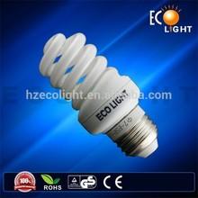 Recommendation! Optional Watt T4 Triphosphor Half Spiral CFL Bulb Lights