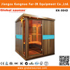 Luxury Canadian Red Cedar Corner CE TUV ETL Rohs Far Infrared Sauna,infrared sauna cabin,infrared sauna room