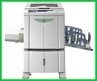 second hand machine for riso GR-2750 duplicator digital printing machine