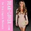 New Arrvial Lady Beige Studded Long Sleeve Bandage Dress