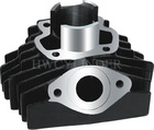 Cylinder block motorcycle parts