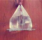 cheap plastic t-shirt bags on roll