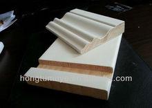 Factory produced low price Wood or MDF Door Frame / Door Jamb