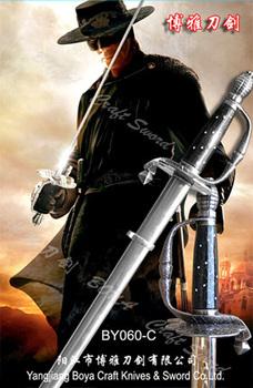 zorro sword
