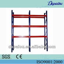 wholesale heavy duty adjustable galvanized drive-in pallet metal rack/sliding metal rack for storage