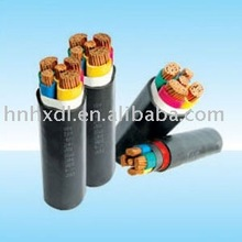 PVC Electric Cable With Fire-Resistance