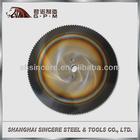 HSS Dmo5 Tialn Coated Circular Saw Blade, cutting tool