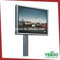 Carretera de la ciudad de alta quanlity agua- una prueba al aire libre junta retroiluminada pantalla publicidad billboard