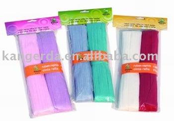 paper raffia ribbon/raffia ribbon/paper twine