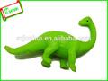 verde de plástico los juguetes de dinosaurios squishy venta al por mayor