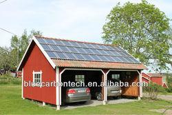 high effiecny solar roof tile BIPV solar module
