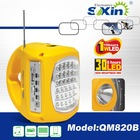 SOXin LED Emergency light and rechargeable fan