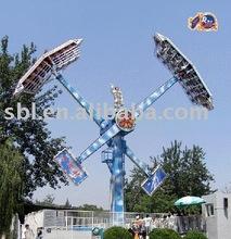 thrilling Super Spacecraft mini amusement rides