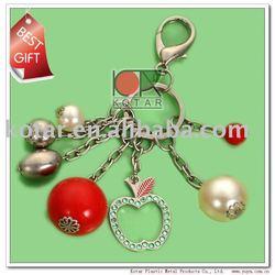 [New Design]2013 Promotional Metal Keychain/Key Chain With Custom Logo