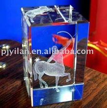 great 3d Crystal Sagittarius Craft