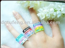 promotional finger bands