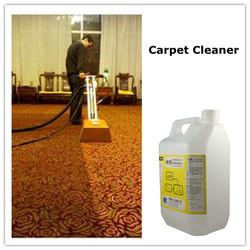 Liquid high foam hotel automatic carpet cleaning