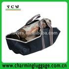 supplier canvas log tote bag canvas log carrier