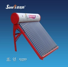 Hot Sell Solar Energy 200L Compact Solar Water Heater