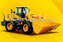 bucket capacity 3 m3, loading capacity 5000kg, 5 tons wheel loader
