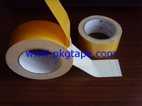2014 hot sale of Double sided cloth tape for carpet fixing ,El doble echo a un lado cinta, O dobro tomou partido fita