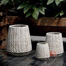 Ceramic pot, clay pots for home garden