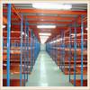 Multi-lever Warehouse Storage Steel Plate Mezzanine Floor Rack