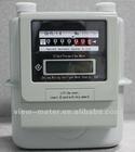 IC Card Prepaid Gas Meter