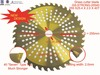 TCT tungsten carbide tipped brush cutter saw blade