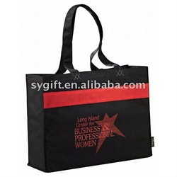 New design eco friendly RPET tote bag for ladies