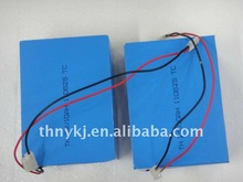 rechargeable lithium polymer battery for power tools