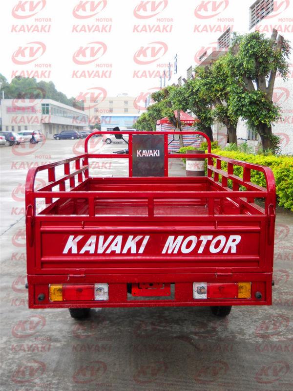 200CC 1.3m*2.2m big cargo box three wheel motorcycle