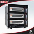 3 ponti 9 cassetti gas forno per il pane/prezzo di un forno per il pane/forno per il pane usato