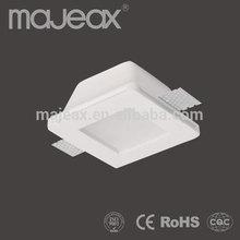 mr16 led plaster gypsum 12v ROHS CE downlight