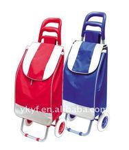 Hot selling Foldable vegetable Shopping Trolley bag