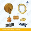 excavator,bulldozer,undercarriage parts,track roller,carrier roller,sprocket,idler