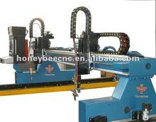 Gantry heavy equipment plasma cutting machine cnc