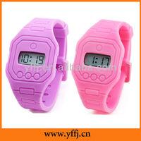 digital children wrist watch