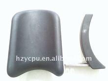 PU integral skin foam knee cruthes foot pad
