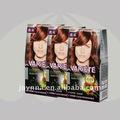 koleston pelo castaño rojizo color crema permanente de tinte para el cabello de los fabricantes