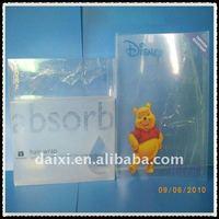 Plastic rigid pack material pet sheet