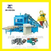 ZCJK QTY4-15 Hydraulic Automatic Concrete Brick Machine