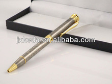 2014 china ancient culture totem pattern copper ballpoint pen