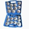 alloy oil filter wrench kit/car tire repair tools