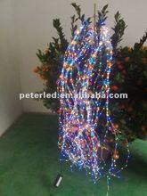 led rattan light of multicolour & led mini copper wire string light