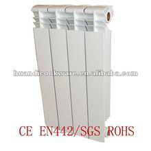 Bimetal radiator for Russia market made by Huandi company Model No.500D